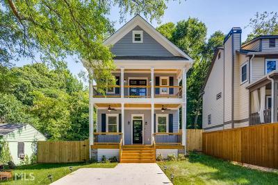 Atlanta Single Family Home For Sale: 1132 Osborne St