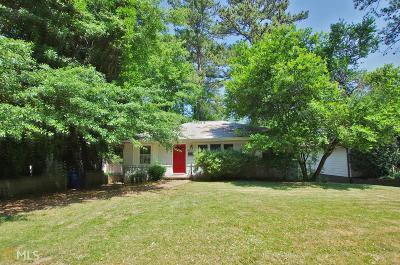 Atlanta Single Family Home For Sale: 508 Allen Rd