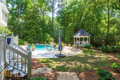 Suwanee, Duluth, Johns Creek Single Family Home For Sale: 5465 Chelsen Wood Dr