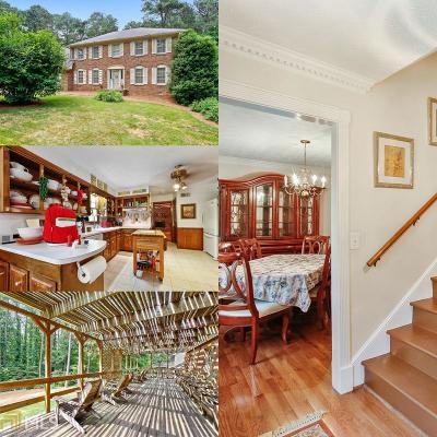 Lilburn Single Family Home For Sale: 4255 Cedar Creek Trl