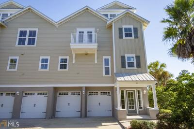 Camden County Condo/Townhouse For Sale: 112 Riverfront Cir