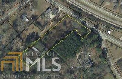 Winder Residential Lots & Land For Sale: 748 Atlanta Hwy