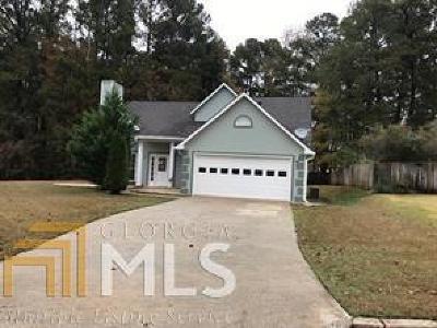 Alpharetta Single Family Home For Sale: 4860 Minden Chase