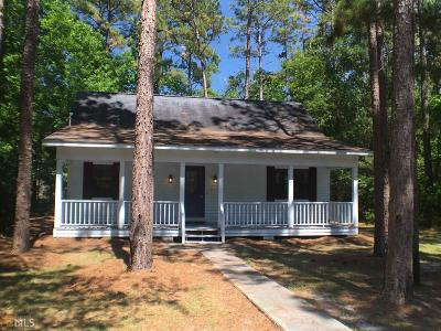 Statesboro Single Family Home For Sale: 116 Winding Way