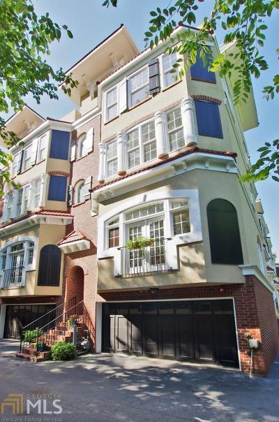 Atlanta Condo/Townhouse For Sale: 782 Clifton Heights Ln