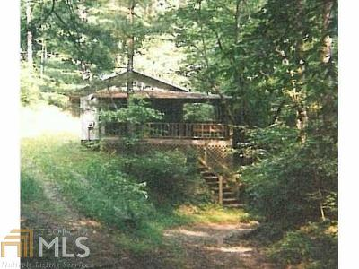Lumpkin County Farm For Sale: 3504 Long Branch Rd