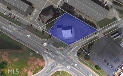 Marietta Commercial For Sale: 1090 Industrial Park Dr