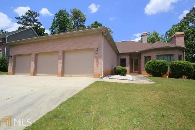 Stone Mountain Single Family Home For Sale: 652 Wynbrooke Pkwy