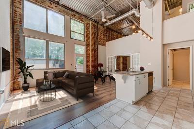 Arizona Lofts Condo/Townhouse For Sale: 195 Arizona Ave #125