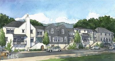 Atlanta Single Family Home For Sale: 29 Southerland Ter