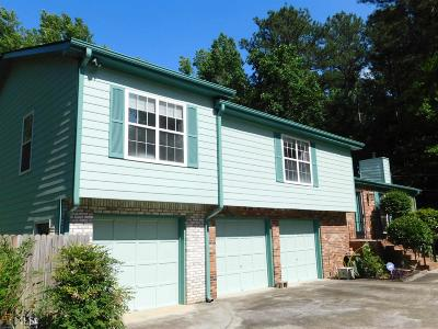 Conyers Single Family Home For Sale: 2240 SW Ebenezer Rd