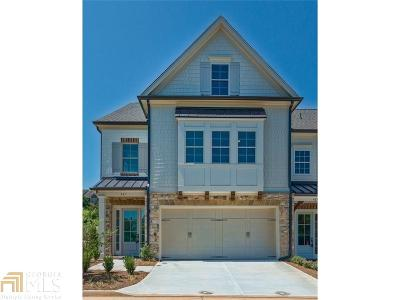 Marietta Condo/Townhouse For Sale: 1245 Hightower Xing #49
