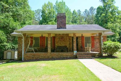 Douglasville Single Family Home For Sale: 302 N Burnt Hickory Rd