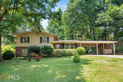 Tucker Single Family Home For Sale: 2698 Esquire Way