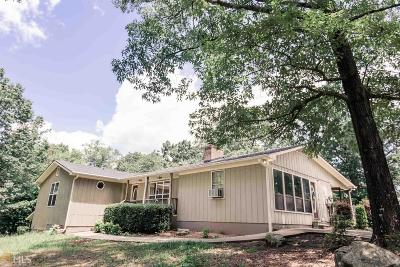 Demorest Single Family Home For Sale: 187 Twin River Rd
