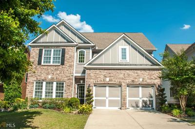 Flowery Branch Single Family Home For Sale: 7627 Triton