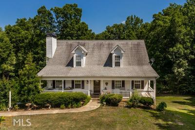 Covington Single Family Home For Sale: 155 Alcovy Forest Dr