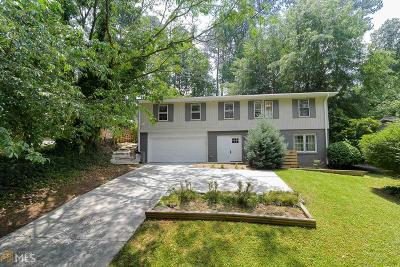 Decatur Single Family Home For Sale: 2519 Wilson Woods