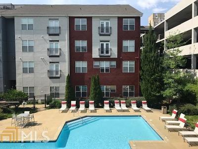 City View Condo/Townhouse For Sale: 435 N Highland Ave