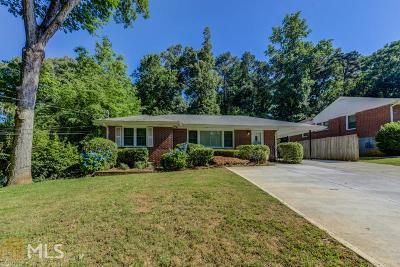Atlanta Single Family Home For Sale: 964 Biltmore Dr