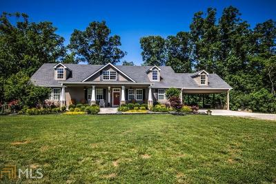 Jasper Single Family Home For Sale: 4268 Cove Rd