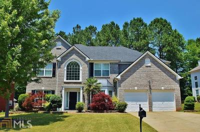 Dacula Single Family Home For Sale: 555 Gran Heritage Way