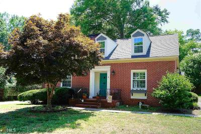 Griffin Single Family Home For Sale: 63 Terracedale Ct