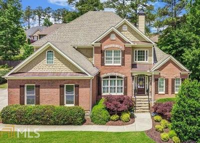 Acworth Single Family Home For Sale: 6252 Fernstone Trl