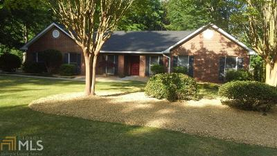 Winder Single Family Home For Sale: 104 Lakewood Dr
