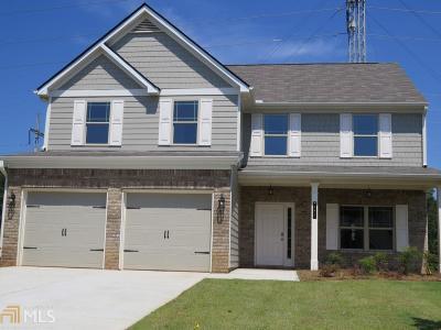 Douglasville Single Family Home For Sale: 7991 Dawson Ln