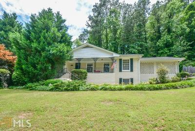 Atlanta Single Family Home For Sale: 1724 Childerlee Ln