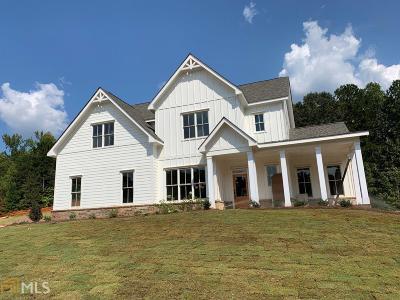Suwanee Single Family Home For Sale: 2350 Charleston Manor Ln