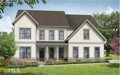 Suwanee Single Family Home For Sale: 2340 Charleston Manor Ln