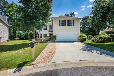 Villa Rica Single Family Home For Sale: 1033 Sycamore Ln
