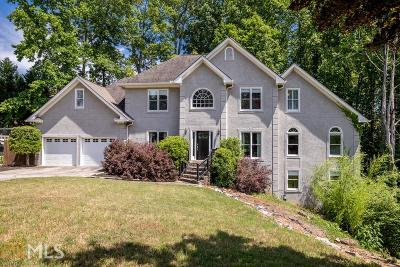 Sandy Springs Single Family Home For Sale: 825 Mabry Rd