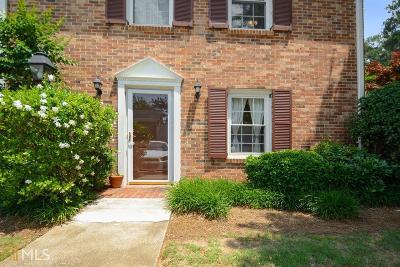 Brookhaven Condo/Townhouse For Sale: 1620 Executive Park Ln