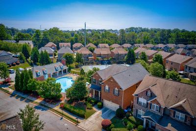 Johns Creek Single Family Home Under Contract: 11345 Gates Ter
