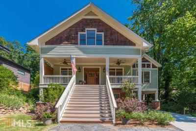 Decatur Single Family Home For Sale: 540 Kirk Rd