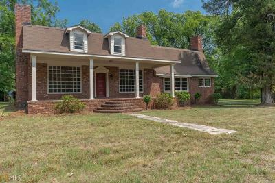 Jones County Single Family Home For Sale: 2543 Eatonton Hwy