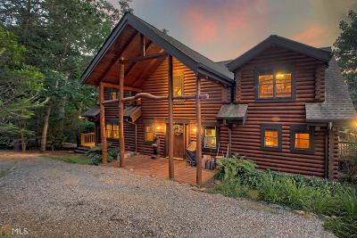 Habersham County Single Family Home For Sale: 577 Turkey Trot Rd