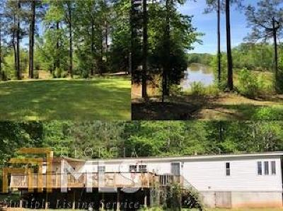 Butts County, Newton County, Jasper County Single Family Home For Sale: 400 Parker Rd