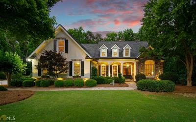 Peachtree City GA Single Family Home For Sale: $825,000