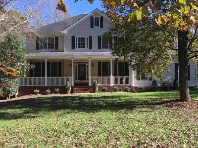 Fayetteville Single Family Home For Sale: 363 Quarters Rd
