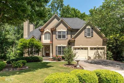 Suwanee Single Family Home For Sale: 3535 Bridle Creek Dr