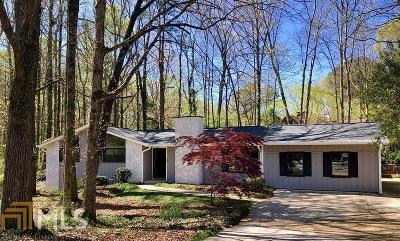 Peachtree City GA Single Family Home For Sale: $319,000