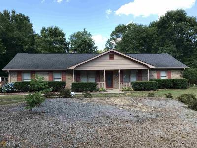 Winder Single Family Home For Sale: 709 Pinecrest Rd #6