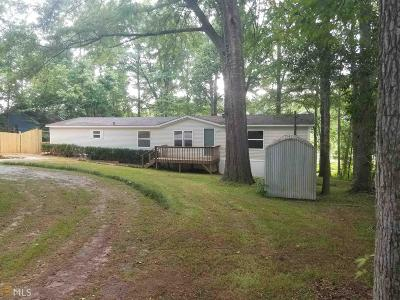 Milledgeville, Sparta, Eatonton Single Family Home For Sale: 124 Bobcat Trl