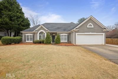 Alpharetta Single Family Home For Sale: 3115 Rocky Brook Dr