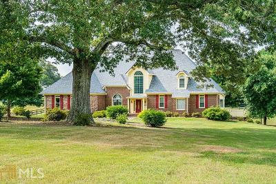 Powder Springs Single Family Home For Sale: 1497 Bullard Rd