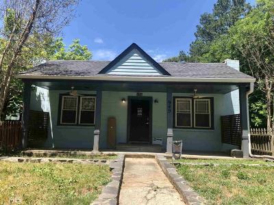 Atlanta Multi Family Home For Sale: 949 Ormewood Ter